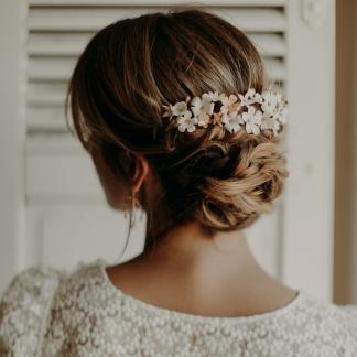 Haaraccessoire bruid