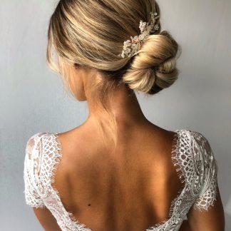 Haarkam bruid Carlotta Haircomb