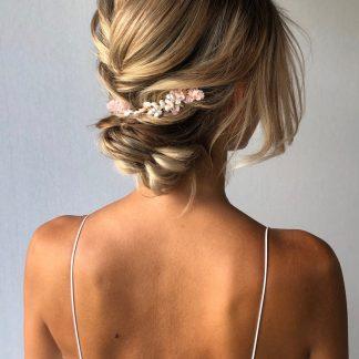Gaia Haircomb Gold