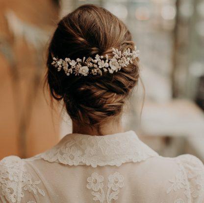 Bruidskam Perrine van Lizeron Paris