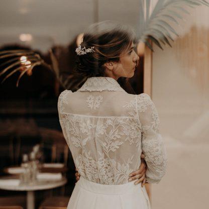 Bruidskam Perrine van Lizeron